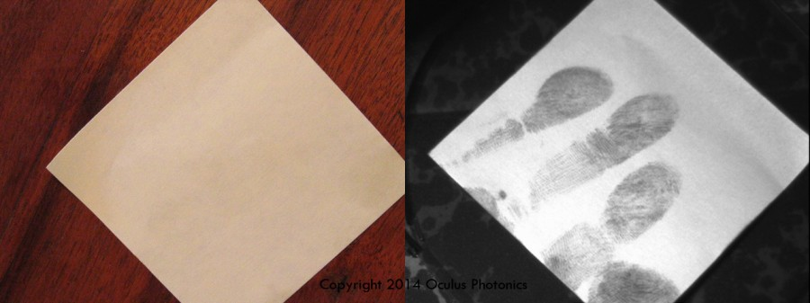 Watermark Fingerprints on Post-It